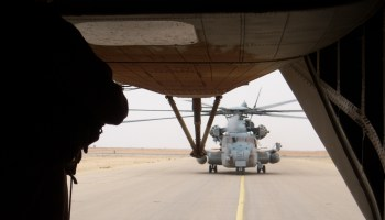Marine Corps addresses major issues with planes, helicopters