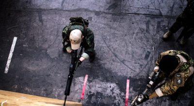 Become a close-quarters combat master: Room anatomy (Part 1)