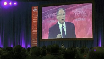 NRA's Wayne LaPierre says 'The thought of Obama replacing Scalia is harrowing'