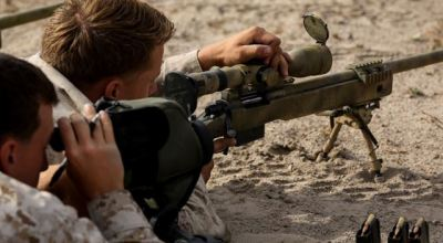 Watch: How to shoot like a Marine sniper