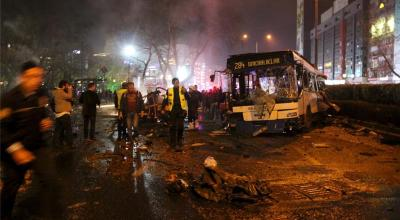 Large explosion in Turkey killed 27 and wounded 75