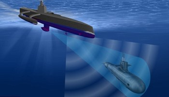 U.S. Navy testing unmanned 'Ghost Hunter' submarines