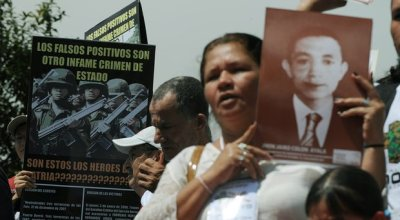 Colombia arrests army general decade after killing of civilians