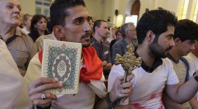 Iraq's Last Christian Soldiers