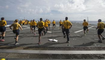 Navy alters height and weight standards allowing a higher body fat percentage