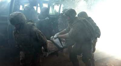 Can military live-tissue medical training be saved?