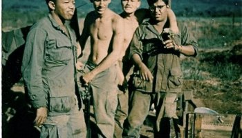 The U.S. Army 4th Infantry Division in Vietnam