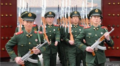 China aims to prepare military for battle by ending paid contract work