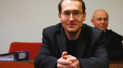 German triple agent Markus Reichel who spied for CIA and Russian intelligence jailed for eight years