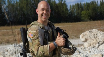 U.S. Army vet running for Congress recently volunteered with Israel Defense Forces