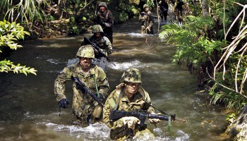 A look into the Marines Jungle Warfare Training Center
