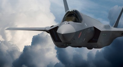 F-35 Gets a new stealth paint job