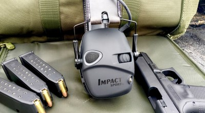 Howard Leight Impact Sport Earmuffs: Review
