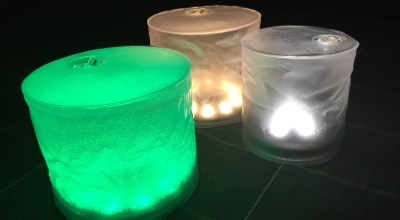 Luci Solar Lights | Affordable, Inflatable and Waterproof