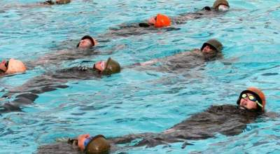 Want to be a better combat swimmer? Tips from a Marine Corps instructor of water survival