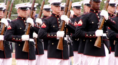 Marine Corps force integration implementation plan approved by Secretary Carter
