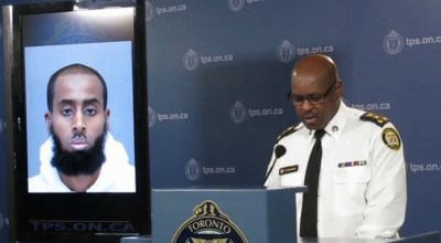 Muslim Man stabbed two Canadian soldiers at a recruiting office