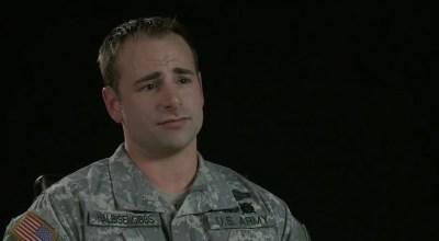 Watch: Distinguished Service Cross recipient SFC Halbisengibbs