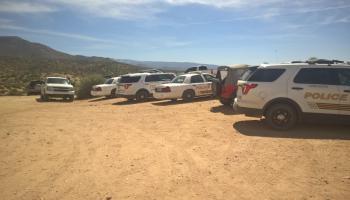 FBI investigating suspicious activity in San Bernardino County, California