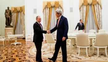 U.S. and Russia want the draft of a new Syrian constitution by August