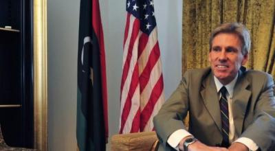 Ambassador Stevens considered leaving Libya in April 2011 based on released Clinton emails