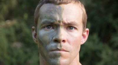 Former Navy SEAL Invents Camo Paint For Military and Hunters