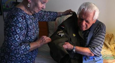 Lawmakers look to honor the Ghost Army of WWII