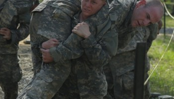Earning her Ranger tab: How the first women did it (Pt.2)