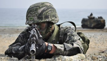 Watch: Joint Exercise Ssang Yong in South Korea