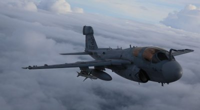 Marine Corps encouraging task force to replace Prowler attack aircraft