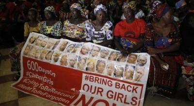 Suicide bomber detained in Cameroon says she's one of Chibok girls