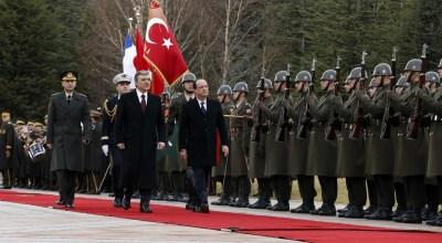 Regional threats prompt Turkey to boost defense spending by billions