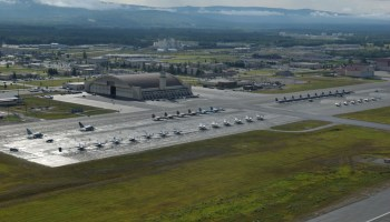 Air Force: F-35A To Call Eielson AFB Home!