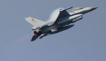 F-16:  It's Not Dead Yet