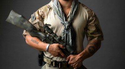 Q&A: Army Ranger sniper Nick Irving talks about his books and upcoming TV show 'American Grit'