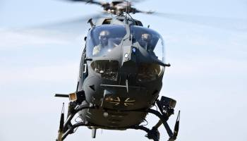 Check out German special operations' new Airbus helicopter