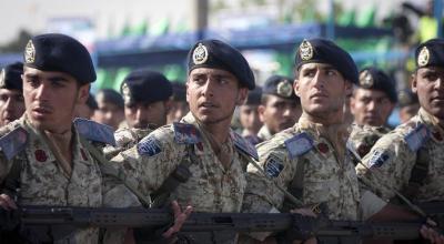 Four Iranian commandos killed in Syria