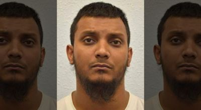 Delivery driver convicted of plot to attack U.S. military in U.K.