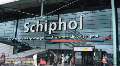 Amsterdam airport partially evacuated in security alert, one arrested: officials