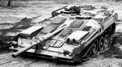 "Sweden's ""S-Tank"" Had a Super Strange—But Not Stupid—Design"