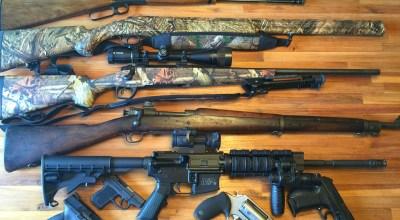An Army Rangers Minimalist Firearms Cache