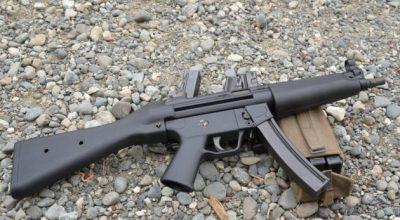 Days of Guns: MP5 Submachine Gun