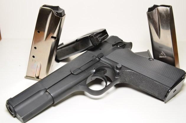 Mec Gar Pistol Magazines