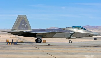 House to USAF: Study Renewal Of Raptor Production