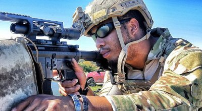 Watch: Army Ranger sniper Nick Irving, 'The Reaper,' put rounds downrange