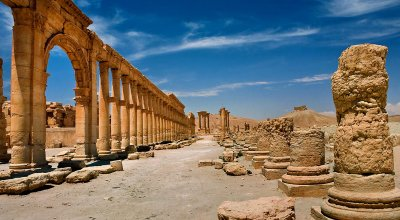 ISIS made up to $200M last year from seized Palmyra artifacts