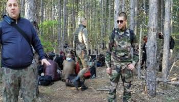 Watch: Vigilante Border Patrol in Europe