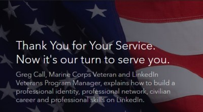 Get Hired: LinkedIn Offering Military and Veterans Free 1-year Premium Services