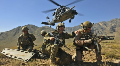 Watch: A Day in the Life of Pararescuemen