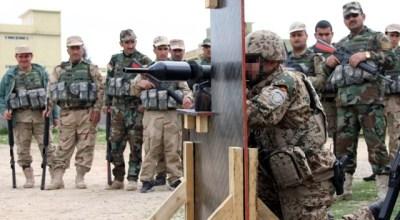 Watch: The Bundeswehr (German Military): Train the Peshmerga in Iraq